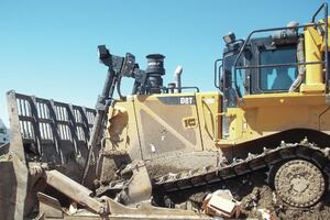 Precleaners extend landfill equipment engine life