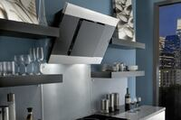 High-Tech Range Hood