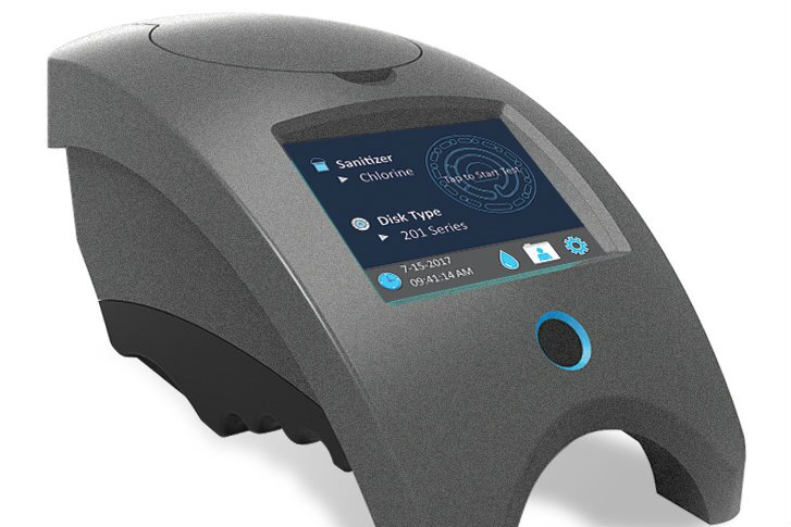 LaMotte Adds WaterLink Spin Touch to its Line of Swimming Pool Analysis Products