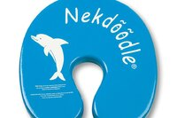 Nekdoodle Supports the Head and Neck During Water Fitness