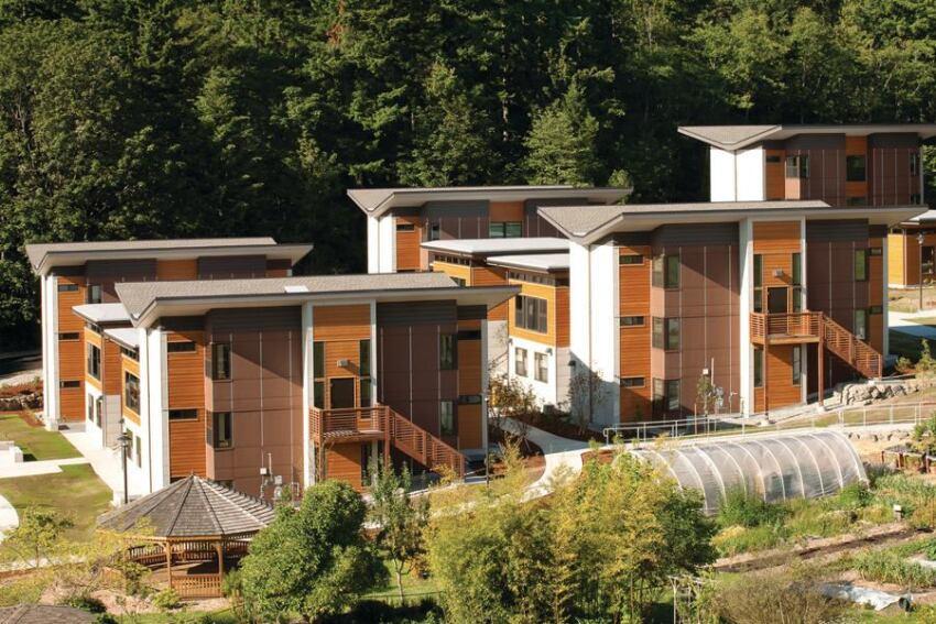 Bastyr University Student Housing