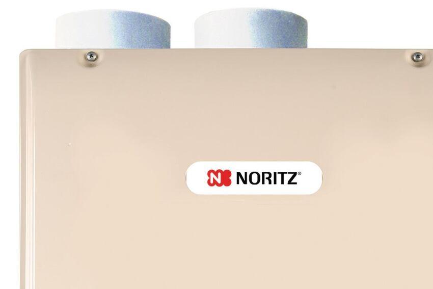 Noritz America Corp.'s NRC98 Tankless Water Heater