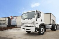 All- New Class 6 Truck from Isuzu