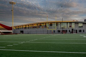 University of Massachusetts–Amherst McGuirk Alumni Stadium Upgrades and New Football Performance Center