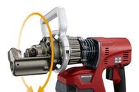 Portable rebar cutter