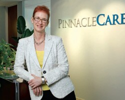 Interview with Ellen Maidman-Tanner of PinnacleCare