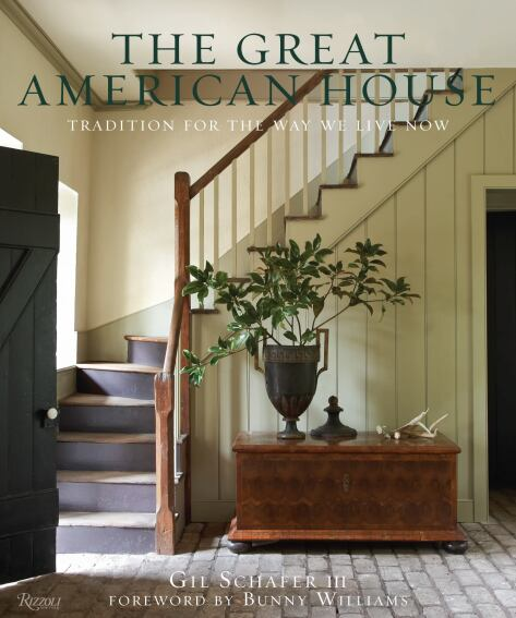 New Book: The Great American House