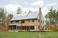 New Hampshire Home Demonstrates Off-the-Grid Living
