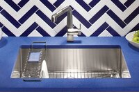 Versatile Workhorse: Kohler Strive Intuitive Kitchen Sink