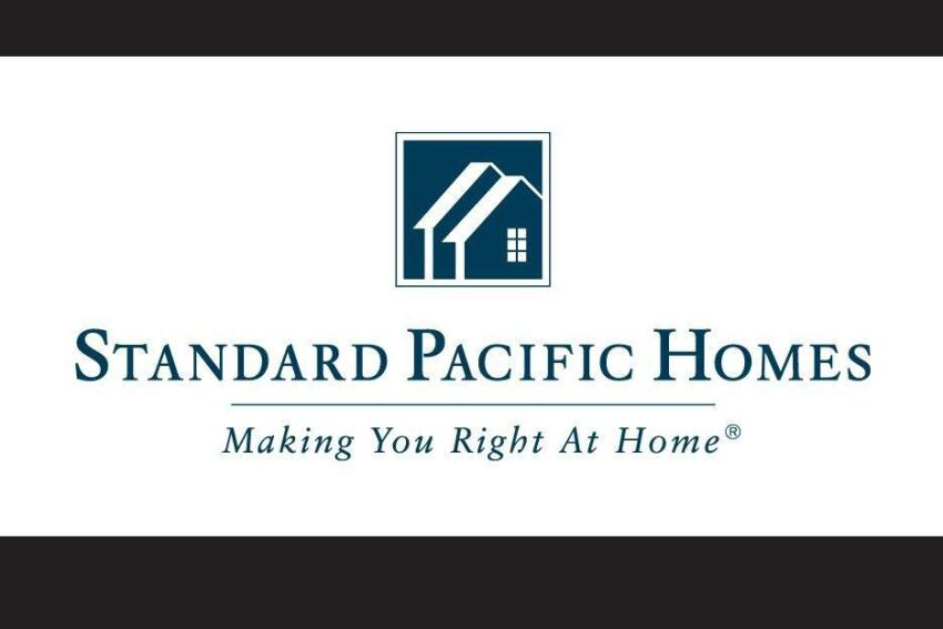 By the Numbers: Standard Pacific Homes, First Quarter 2012