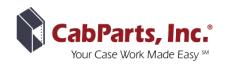 CabParts Logo
