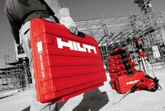 Hilti's Tools on Demand Service