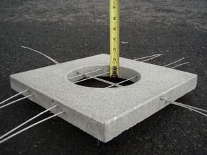 ARCIS ultra-thin precast panels