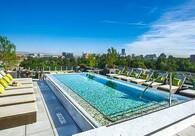 Above Ground Stainless Steel Swimming Pool