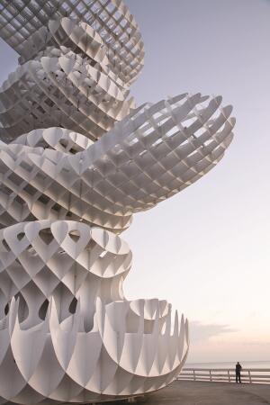 Pier Sculpture, Lazika