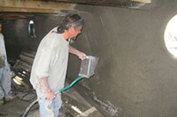 Stucco Sprayer for Walls and Ceilings