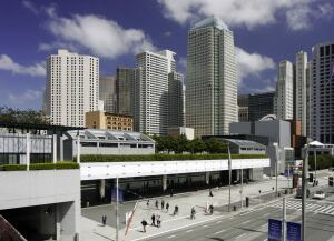 Greenbuild 2012 will be held at San Francisco's Moscone Center.