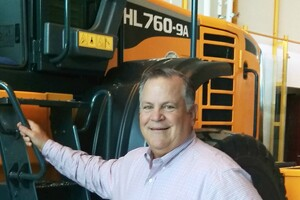 Construction Equipment Manufacturer Welcomes National Sales Manager