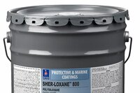 High-performance polysiloxane coating from Sherwin-Williams