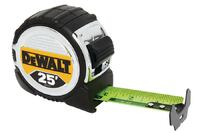 DeWalt 1.25-in., 25-ft. short tape