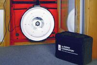 Ready-to-Go Blower Door
