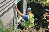 Installing Basement Egress Windows