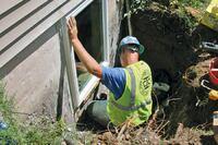 Installing Basement Egress Windows