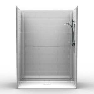 SnapJoint shower from Best Bath Systems