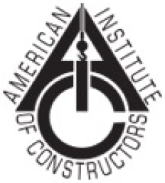 American Institute of Constructors Logo