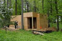 To House a Hermit: Students Design for a D.C. Monastery