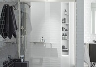Choreograph™ Shower Wall & Accessory Collection