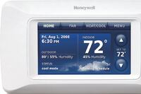 Prestige Programmable Thermostat From Honeywell