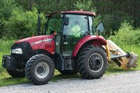 Heavy-duty tractors make light work of tough jobs