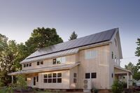 Retrofit Turns Energy-Guzzling Home into Energy Producer