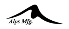 ALPS Manufacturing Logo