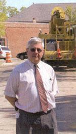 Rick Merson has worked with Needham, Mass., for 35 years. Photo: Town of Needham, Department of Public Works