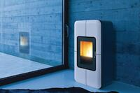 EPA-certified Toba self-cleaning pellet stove