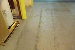 Repairing Floor Abrasions