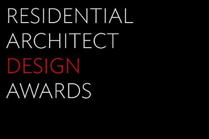 Residential Architect Design Awards