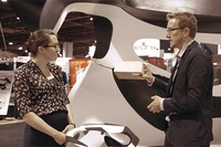 Tex-Fab's Plasticity Pavilion Winner Promotes Composites