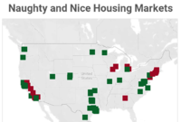 The 10 Naughtiest and Nicest Housing Markets