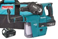 Makita + LXT Lithium-Ion Brushless SDS -Plus Rotary Hammer