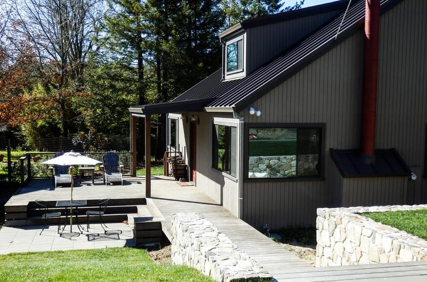 Sonoma Residence Architect Magazine Relativity
