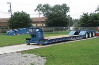Rogers Brothes Corp. + Ultima Series Lowboy Trailer