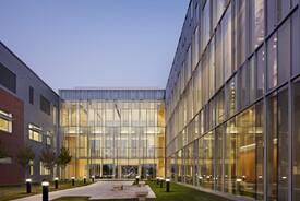 Elgin Community College Health & Life Sciences Building