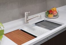 Lenova Ledge Prep Sink
