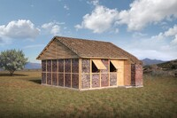 Shigeru Ban Releases Designs That Reuse Rubble for Nepal Disaster Relief Project