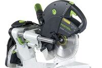 2009 Editors' Choice: Festool Kapex Sliding Miter Saw
