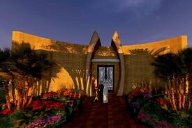 Dubai Desert Spa Villa
