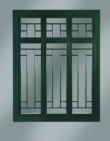 Weather Shield Fiberglass-Clad Windows